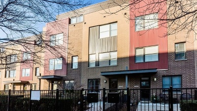 Condo/Townhouse New: 606 West 16th Street