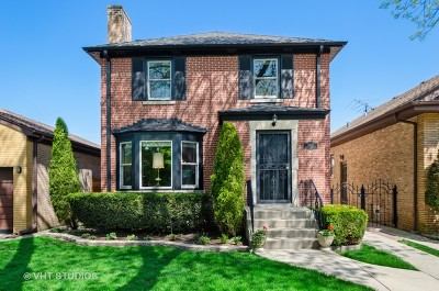 Chicago Single Family Home New: 6211 North Tripp Avenue