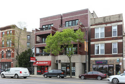 Condo/Townhouse New: 1925 West Chicago Avenue #2