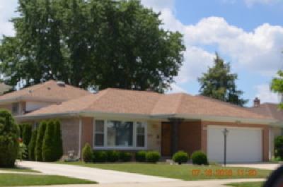 Morton Grove Single Family Home New: 5713 Warren Street