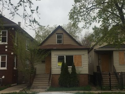 Chicago IL Single Family Home New: $30,000