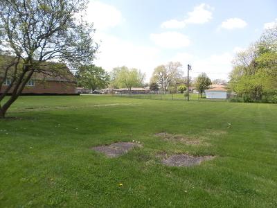 Joliet Residential Lots & Land New: 1509 Arthur Avenue