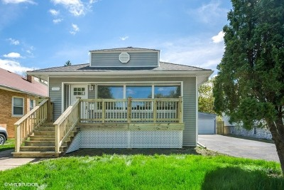 Chicago IL Single Family Home New: $349,000