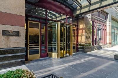 Condo/Townhouse New: 100 East Huron Street #2607