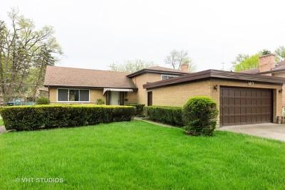 Wilmette Single Family Home For Sale: 610 Laporte Avenue