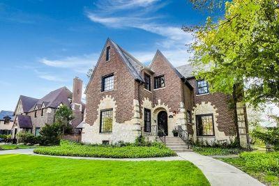 Kenilworth Single Family Home For Sale: 515 Kenilworth Avenue
