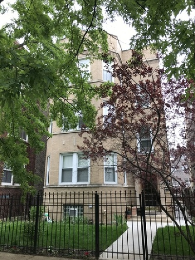 Chicago Multi Family Home New: 4919 North St Louis Avenue