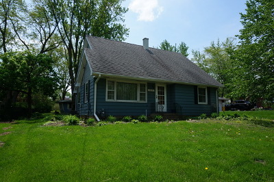 Mokena Single Family Home Contingent: 10847 Carpenter Street
