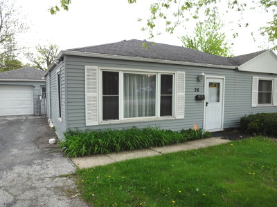 Cook County Single Family Home New: 26 Sauk Trail