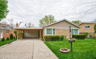 Skokie Single Family Home New: 9011 Kilbourn Avenue