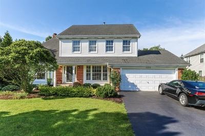 Schaumburg Single Family Home New: 1355 Beckett Lane