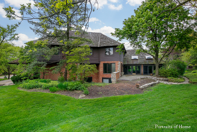 Oak Brook Single Family Home New: 1506 Midwest Club Parkway
