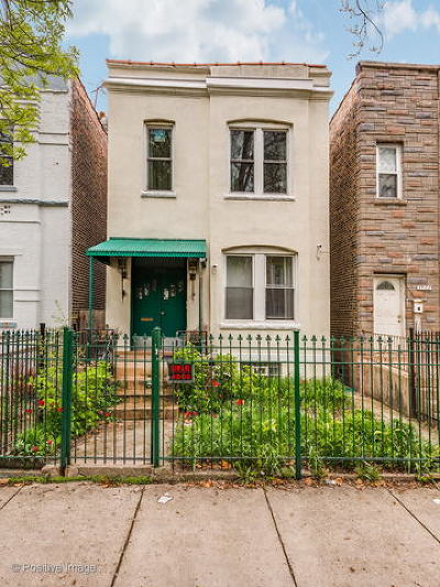 Chicago Multi Family Home New: 3506 West Le Moyne Street