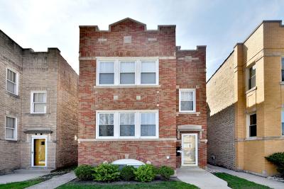 Chicago Multi Family Home New: 5514 North Austin Avenue