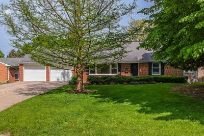 Bloomington Single Family Home For Sale: 308 Grant Road