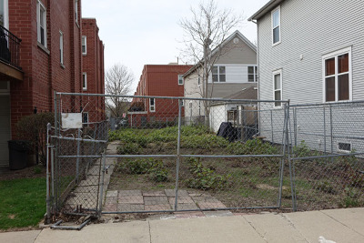 Chicago Residential Lots & Land New: 1851 West Oakdale Avenue