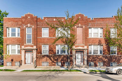 Chicago Condo/Townhouse New: 4021 North Kimball Avenue #4021