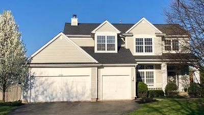 Crystal Lake Single Family Home For Sale: 1775 Nashville Lane