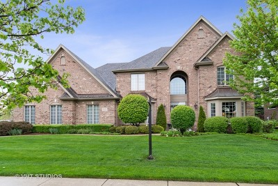 Naperville IL Single Family Home New: $867,000