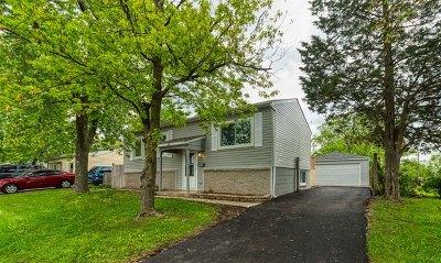 Romeoville Single Family Home Re-Activated: 201 Hemlock Avenue