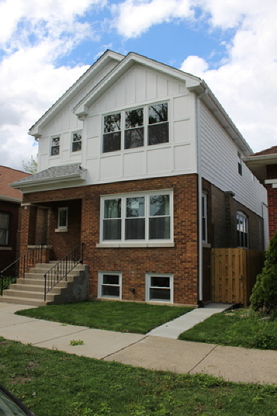 Chicago Single Family Home New: 5814 West Patterson Avenue