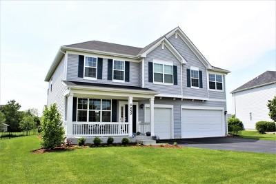 North Aurora Single Family Home New: 1257 Kilbery Lane