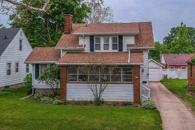 Bloomington Single Family Home For Sale: 521 Kreitzer Avenue