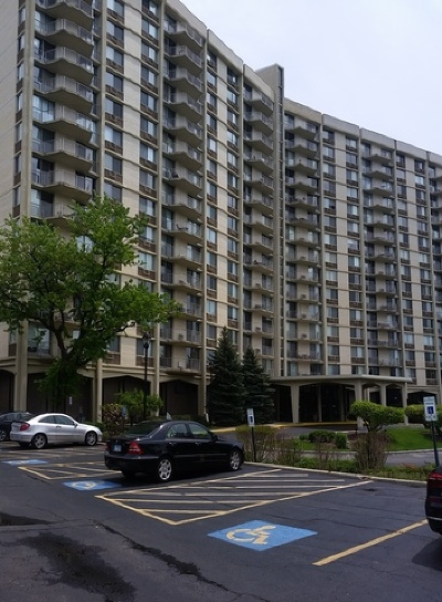 Oak Brook Condo/Townhouse New: 40 North Tower Road #4E