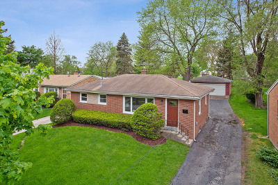 Downers Grove Single Family Home New: 4926 Cumnor Road