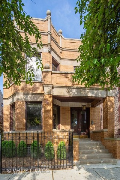 Chicago Single Family Home New: 3224 South Union Avenue