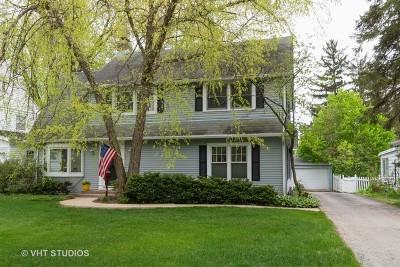 Highland Park Single Family Home For Sale: 988 Princeton Avenue