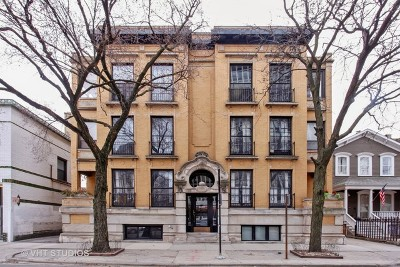Condo/Townhouse New: 445 West Fullerton Parkway #L-1-A