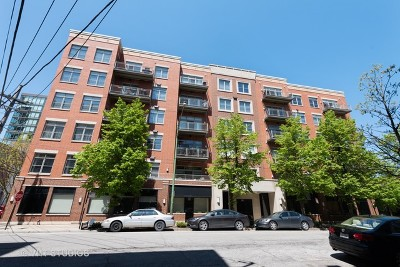 Condo/Townhouse New: 950 West Huron Street #403