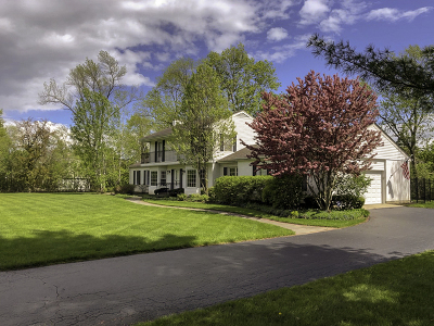 Lake Forest Single Family Home New: 863 Castlegate Court