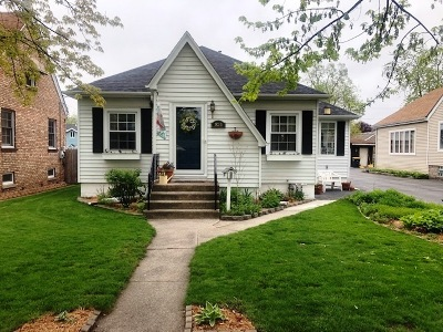 Lansing IL Single Family Home For Sale: $149,900