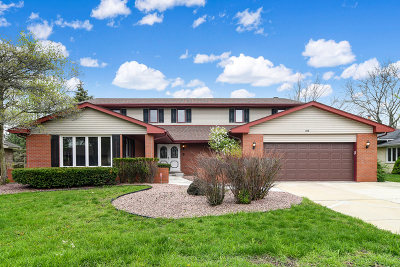 Willowbrook Single Family Home Price Change: 215 Rodgers Court