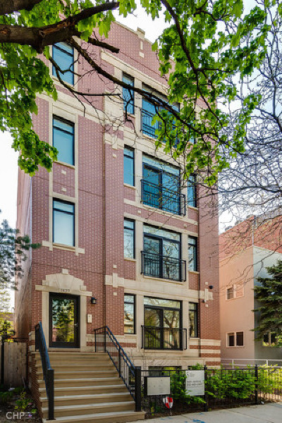 Berwyn, Brookfield, Chicago, Cicero, La Grange, La Grange Park, North Riverside, Oak Lawn, Riverside, Westchester Condo/Townhouse New: 1827 North Larrabee Street #1