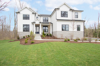 Libertyville Single Family Home New: 700 Stonegate Road