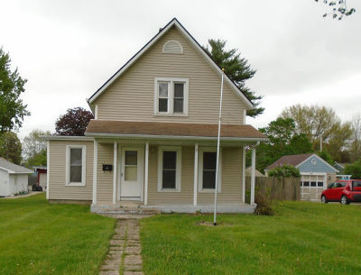 Ogle County Single Family Home New: 1051 North 7th Street