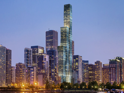 Berwyn, Brookfield, Chicago, Cicero, La Grange, La Grange Park, North Riverside, Oak Lawn, Riverside, Westchester Condo/Townhouse New: 363 East Wacker Drive #3204