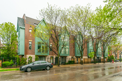 Chicago Condo/Townhouse New: 2757 North Greenview Avenue #E