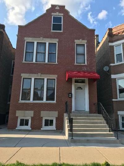 Chicago IL Multi Family Home New: $333,000