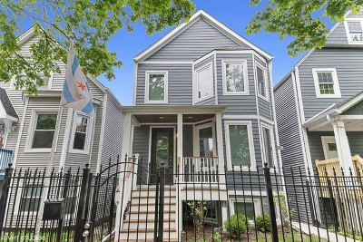 Chicago IL Single Family Home New: $800,000
