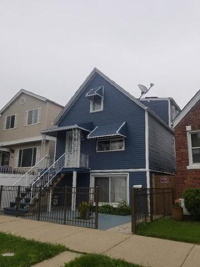 Chicago Single Family Home New: 4631 South Talman Avenue