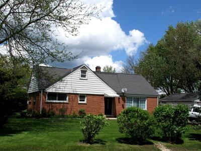 Wheeling Single Family Home For Sale: 96 Fox Lane