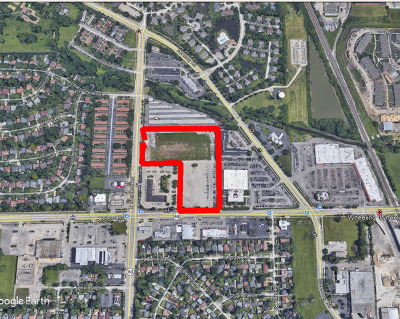 Wheeling Residential Lots & Land For Sale: 780 West Dundee Road