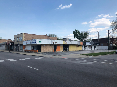 Chicago Residential Lots & Land New: 2455 West 79th Street