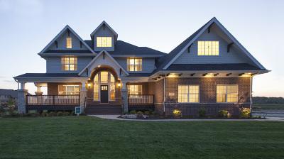 Lemont Single Family Home New: 13030 Dunmoor Drive