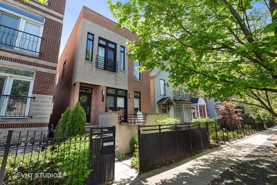 Chicago IL Single Family Home New: $1,390,000