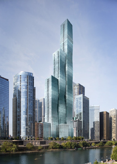 Chicago Condo/Townhouse New: 363 East Wacker Drive #3708